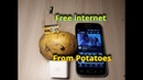 New Free Internet from POTATOES and the SIM card is FANTASTIC