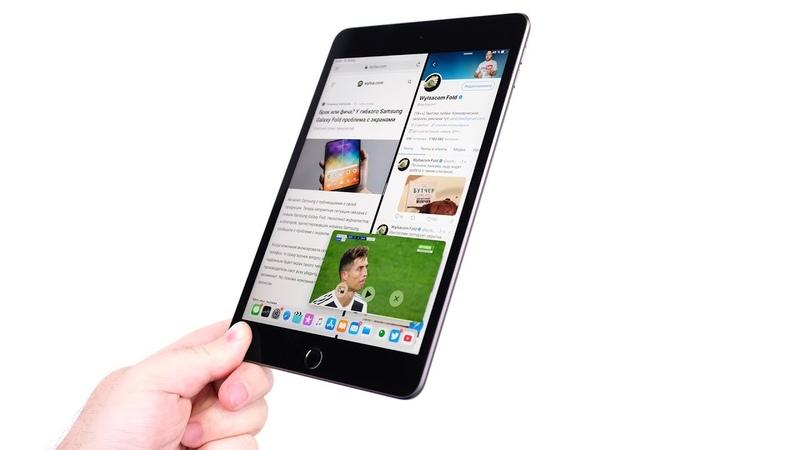 Почти Galaxy Fold от Apple или зачем iPad mini 5 в 2019