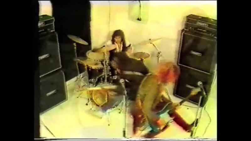 STAR - Bernie Torme Electric Gypsies Original Promo 1982