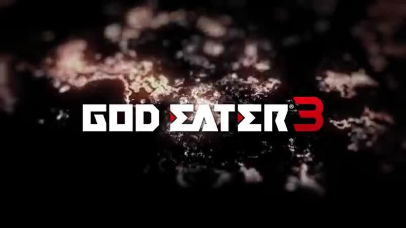 GOD EATER 3 2019