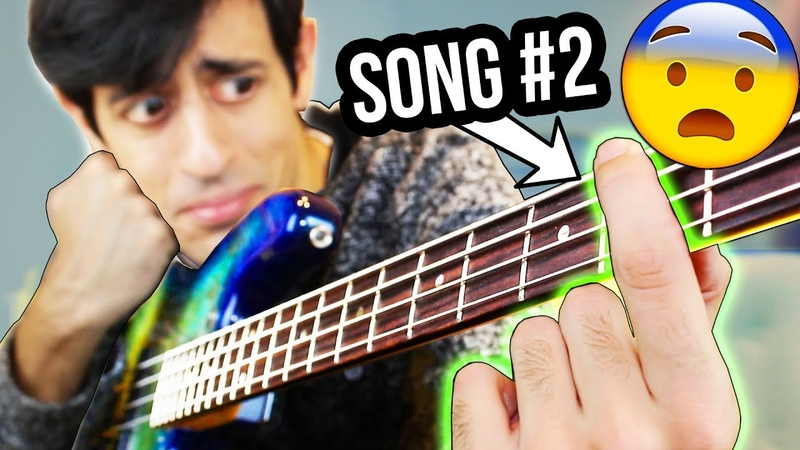 Top 10 EASIEST Bass Lines (number 2 will SHOCK YOU so much that youll need therapy for 5 years)