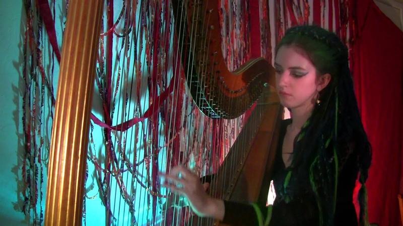 The Patient Centurion (Pandorica Suite) Doctor Who Series 5 Soundtrack Harp Solo