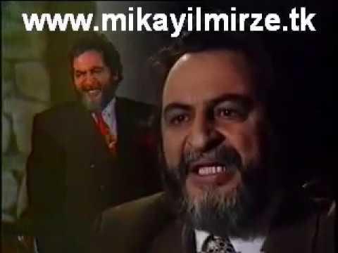 Unudulmaz aktyor Mikayıl Mirzənin qiraətində unudulmaz şair Məmməd Arazın Səninləyəm şeiri