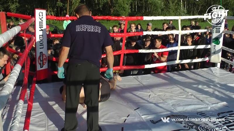 Славянский кубок. ММА Валерий Емельяненко (Pautina) - Игнатенко Александр (СолигорскОСКАЛ🇧🇾)