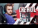 CHEHOL - Faceit plays