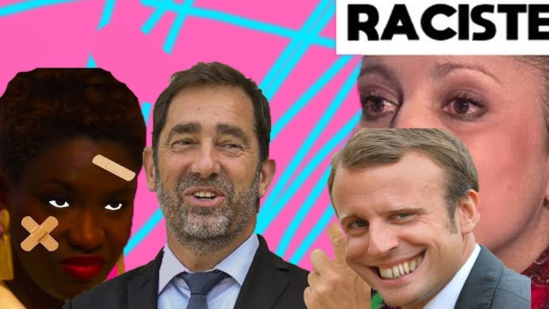 Racisme antiblanc Gilets Jaunes Retour Djihadistes gluants Macron Parent 1 2 LigueLOL