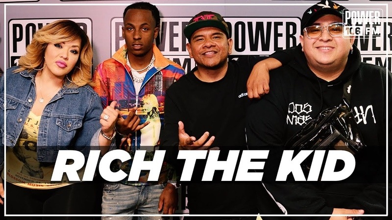 Rich The Kid On The World Is Yours 2, Working With Big Sean, Offset And More