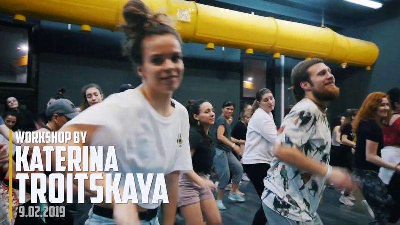 YEMI ALADE - OGA by Katerina Troitskaya (Dancehall Funk)