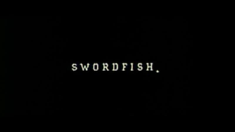 Пароль Рыба меч