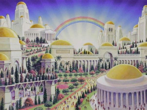 Что такое рай в православии и как туда попасть