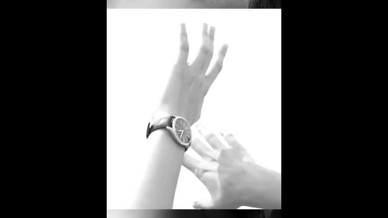 Кайя Гербер для бренда часов «Omega»