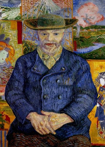 « одного шедевра». «Портрет папаши Танги», Винсент Ван Гог