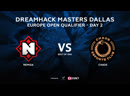 [RU] Nemiga vs Chaos - Dreamhack Masters Dallas 2019 [by LogoraW]