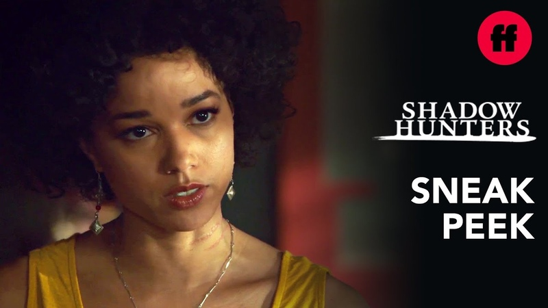 Shadowhunters Season 3, Episode 13 | Sneak Peek Maia Stands Up to Russell | Freeform