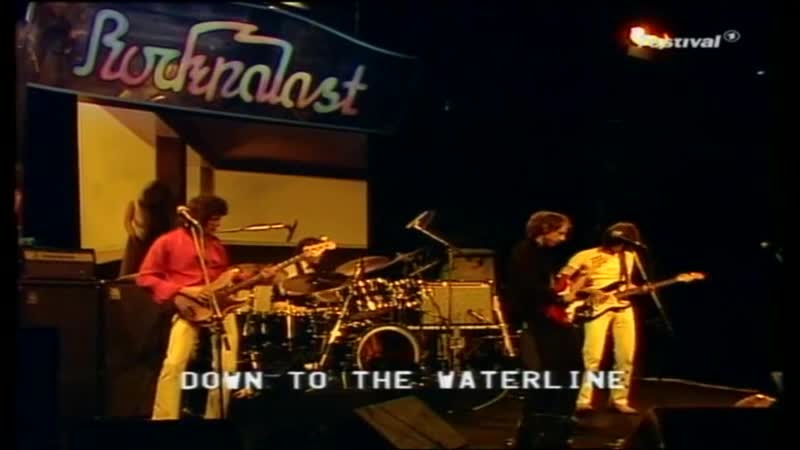 Dire Straits Down To The Waterline
