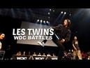 LES TWINS | WDC 2019 BATTLES