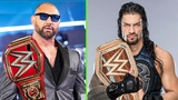 10 Leaked WWE Plans for After WrestleMania 35 - Big Plans for Batista &amp Roman Reigns