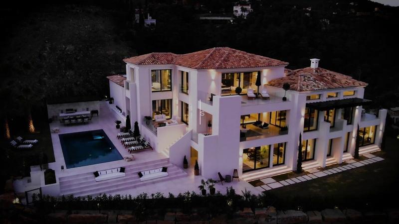 VILLA OAK VALLEY TOP LUXURY HOME MARBELLA 4 500 000€