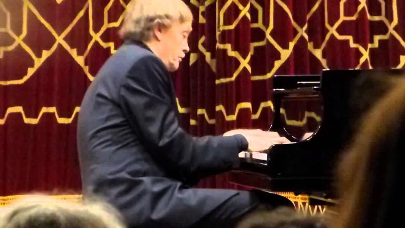 Håkon Austbø live at Ateneul Roman in Bucharest (18/5-2015)