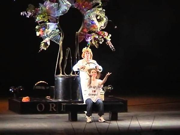 Orphée aux enfers Орфей в аду, Ж.Оффенбах, 1 акт. Ростов-на-Дону, 2003г.
