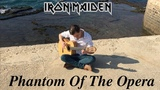 Phantom Of The Opera (IRON MAIDEN) Acoustic - Thomas Zwijsen &amp Wiktoria Krawczyk