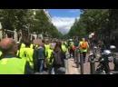 18 05 19🔴 Les gilets jaunes lancent leur 27e acte dans le centre ville de
