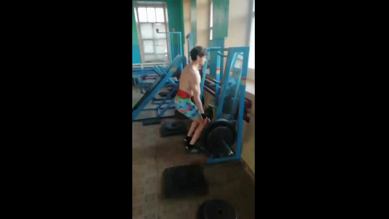 Румынка 110 кг 2 подход