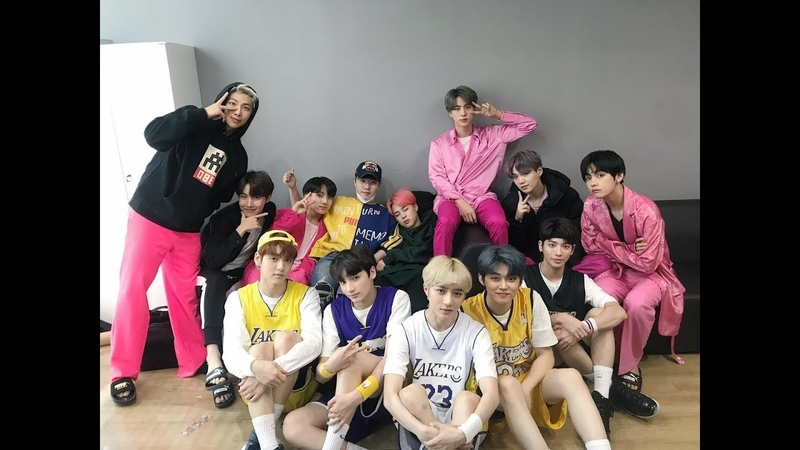 [RUS] [РУС САБ] [EPISODE] It's Snack Time of Big Hit @190427 Show Music Core