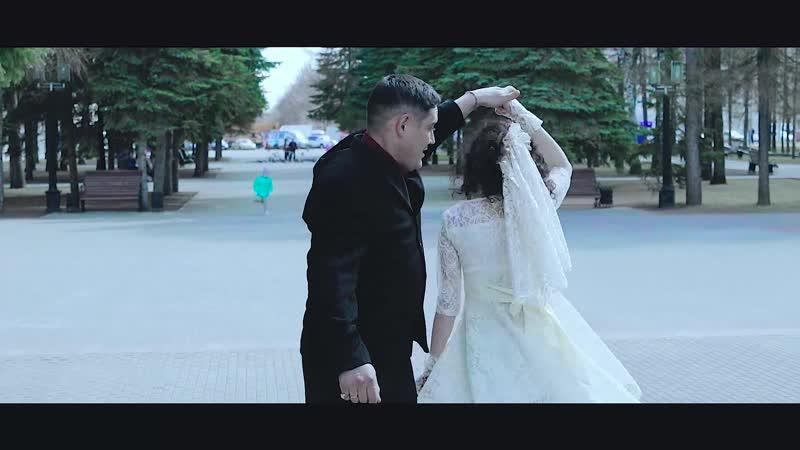 Ришат и Регина -свадебная прогулка
