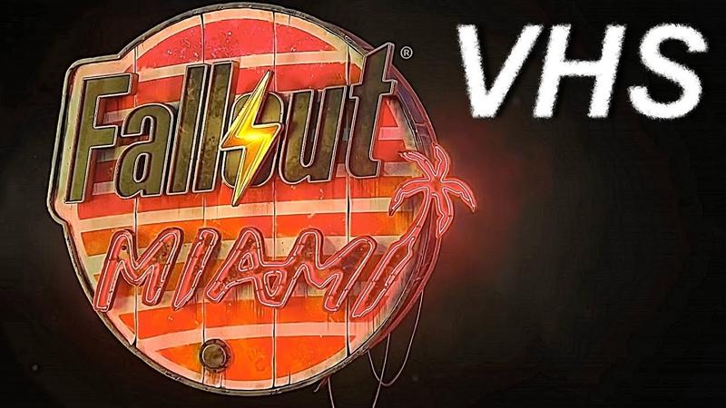 Fallout Miami (трейлер) - русский и ламповый - VHSник
