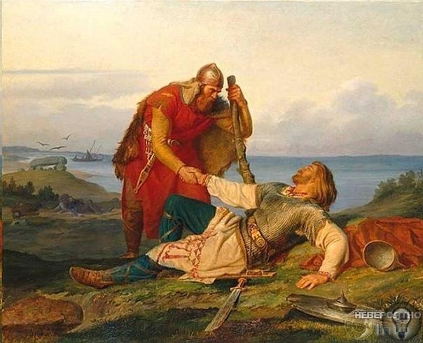 Вещий Олег - князь и русский волхв Смерть Олега окутана такой же непроницаемой тайной, как и его жизнь. Легенда о «гробовой змее», вдохновившая Пушкина на хрестоматийную балладу, - лишь часть