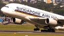 STUNNING QUAD JET Departures from Sydney A380 B747 Sydney Airport Plane Spotting