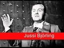 Jussi Björling Gounod Roméo et Juliette 'L'Amour L'Amour Ah Leve Toi Soleil'