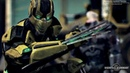 Mortal Kombat Legacy Cyrax and Sektor