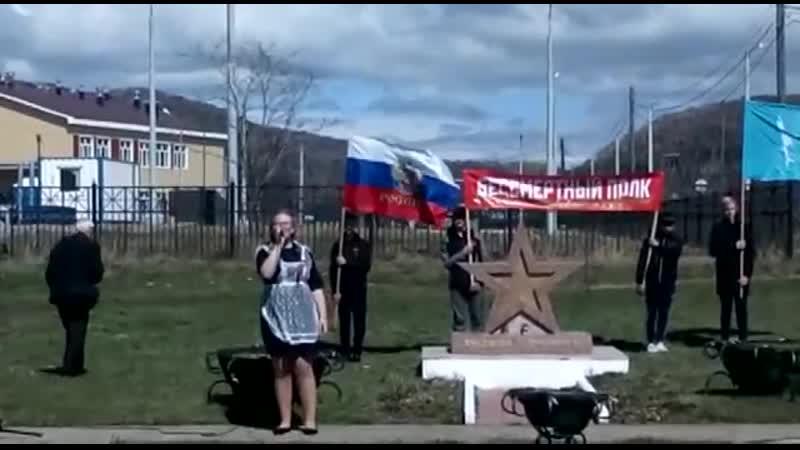 Полина Малютина - Прабабушка Нина 9 05 2019