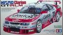 Обзор Nismo Clarion GT-RLM Tamiya 1/24 (сборные модели)