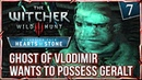 Witcher 3: HEARTS OF STONE ► Ghost of Vlodimir Wants to Possess Geralt 7