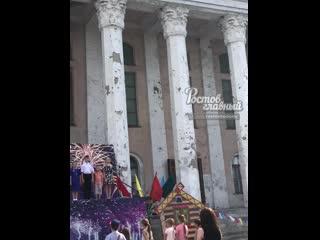 В Гуково отпраздновали День России  Ростов-на-Дону Главный