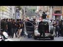 Policía frustra atraco en el Banco Mercantil Santa Cruz siete detenidos y un prófugo
