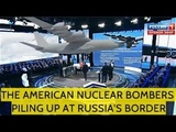 PROVOCATION! US Sends Six Strategic B-52 To Russia's Baltic Borders