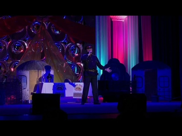 Станичники Брат концерт 07 04 2019г