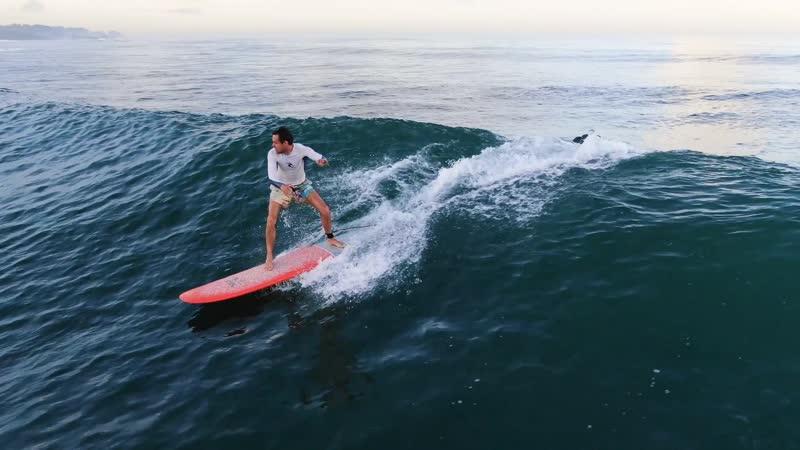 Первое серфвидео Pantai Kedungu Bali Indonesia