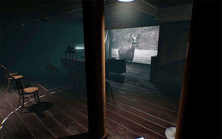 Проектор в Layers of Fear 2