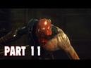 ADU SKILL Dante Melawan Red Samurai Demon - DmC: Devil May Cry