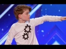 12 Y O Boy Tells His Story Through AMAZING Moves Week 1 America s Got Talent 2017