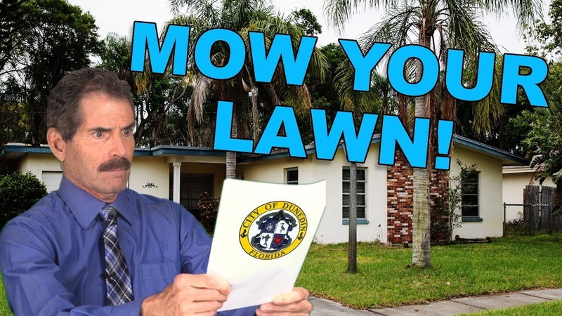Stossel: Mow Your Lawn or Lose Your House!