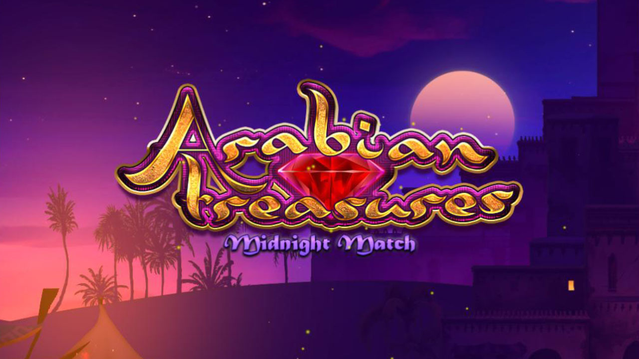 Arabian Treasures: Midnight Match (En)