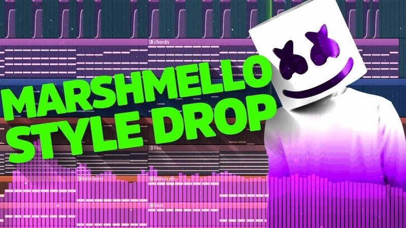 How To Make Marshmello Style DROP