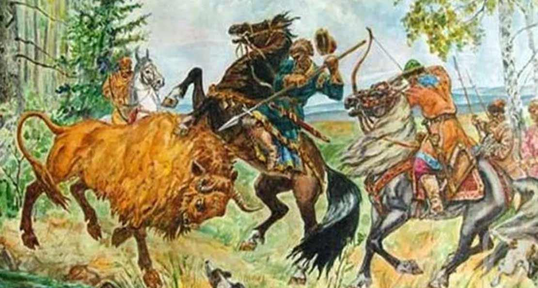 Охота Мономаха