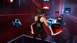 Beat Saber Overkill by RIOT (Expert+) Mixed Reality